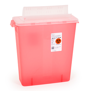3 Gallon - Translucent Horizontal Entry Lid