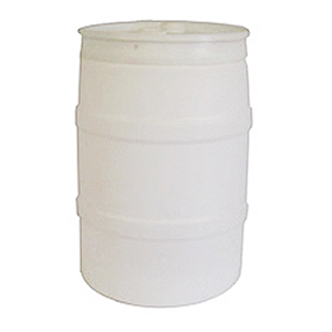 30-Gallon Liquid Poly Drum