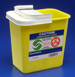 iChemotherapy Waste Containers - 2-Gallon