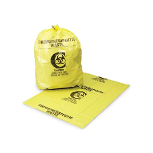 Chemotherapy Waste Bag - 30-Gallon